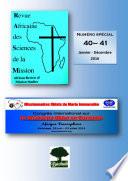illustration Revue Africaine des Sciences de la Mission, n° 40-41, Janvier-décembre 2016
