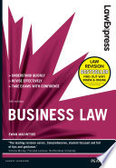 Law Express Business Law Revision Guide