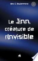 illustration du livre Le Jinn, créature de l'invisible
