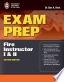 Exam Prep  Fire Instructor I and II