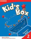 Kid's Box 2 Teacher's Book