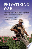 Privatizing War