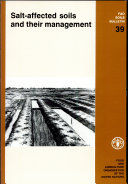 Salt-affected Soils and Their Management