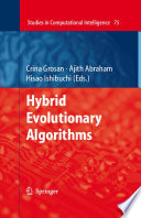 Hybrid Evolutionary Algorithms