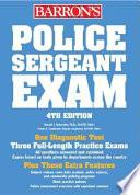 Police Sergeant Examination