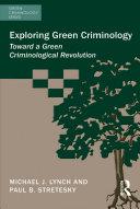 download ebook exploring green criminology pdf epub