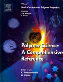 Polymer Science   a Comprehensive Reference