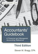 Accountants  Guidebook