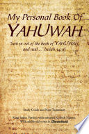 My Personal Book Of YAHUWAH