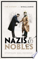 Nazis and Nobles Book PDF