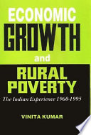 Economic Growth And Rural Poverty
