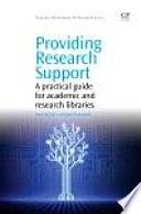 Providing Research Support book