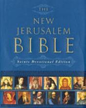 The New Jerusalem Bible: Saints Devotional Edition [Book]