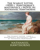 download ebook the scarlet letter (1850) ( hawthorne's masterpiece ) novel by: nathaniel hawthorne pdf epub