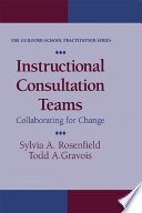 Instructional Consultation Teams  Collaborating For Change
