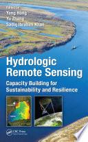 Hydrologic Remote Sensing
