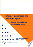 Internet Commerce and Software Agents