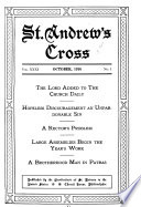 St  Andrew s Cross
