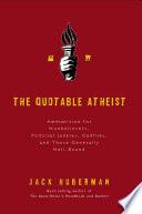 The Quotable Atheist