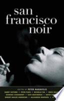 San Francisco Noir This Is The Third Volume
