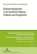 Kompetenzdiagnostik in der beruflichen Bildung