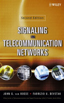 Signaling in Telecommunication Networks Book