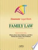 Family Law  Keyed to Ellman  Kurtz    Barlett