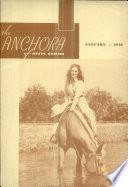 Anchora of Delta Gamma  Jan 1948