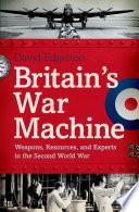 Britain s War Machine