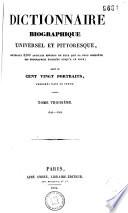 Dictionnaire biographique universel et pittoresque