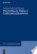 Michaelis Pselli Chronographia