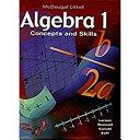 Algebra 1  Grades 9 12 Practice Workbook Student Bundle of 5