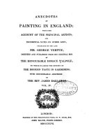 download ebook anecdotes of painting in england pdf epub