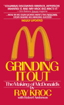 cover img of Grinding It Out