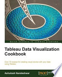 Ebook Tableau Data Visualization Cookbook Epub Ashutosh Nandeshwar Apps Read Mobile
