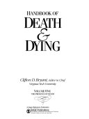 Handbook of Death and Dying