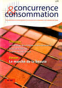 Concurrence   consommation