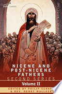 Ebook Nicene and Post-Nicene Fathers Epub Philip Schaff Apps Read Mobile