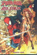 Spider Man Red Sonja