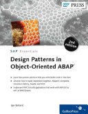 Design Patterns in Object Oriented ABAP