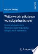 Wettbewerbsimplikationen technologischen Wandels