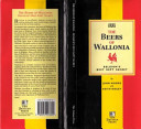 The Beers of Wallonia