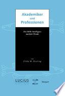 Akademiker und Professionen