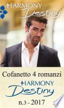 Cofanetto 4 romanzi Harmony Destiny-3
