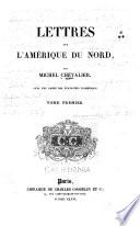 Lettres Sur L Ame Ique Du Nord
