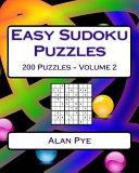 Easy Sudoku Puzzles Volume 2