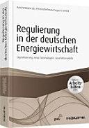 Regulierung in der deutschen Energiewirtschaft. Band II Strommarkt