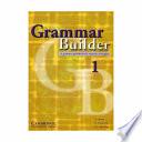 Grammar Builder Level 1