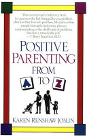 download ebook positive parenting from a to z pdf epub