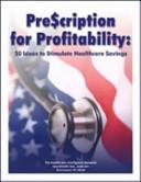 Prescription for Profitability